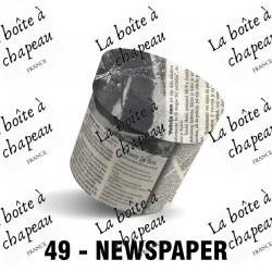 Boîte à chapeau - Newspaper