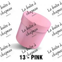 Boîte à chapeau - Pink