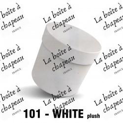 Boîte velours - Blanc